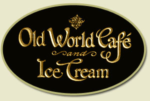 Old World Cafe and Ice Cream - Corning NY